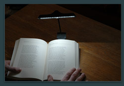 reading light